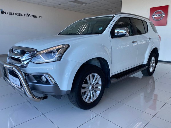 2018 Isuzu Mu-x 3.0D Auto Eastern Cape Humansdorp_0