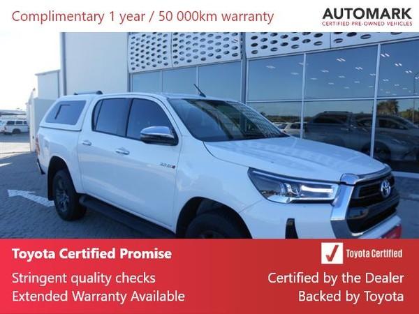 2021 Toyota Hilux 2.8 GD-6 RB Raider Auto Double Cab Bakkie Eastern Cape Port Elizabeth_0