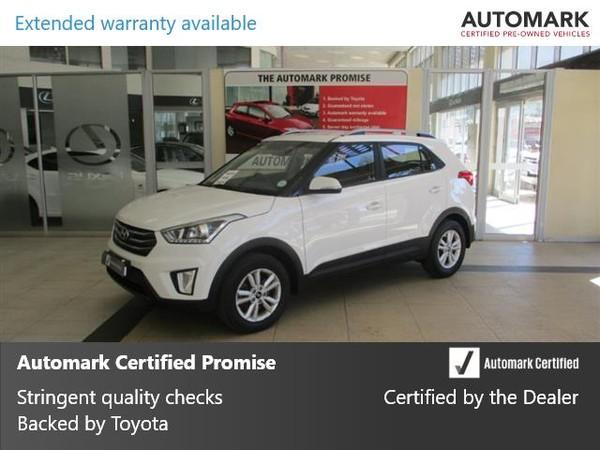 2018 Hyundai Creta 1.6 Executive Auto Western Cape Cape Town_0
