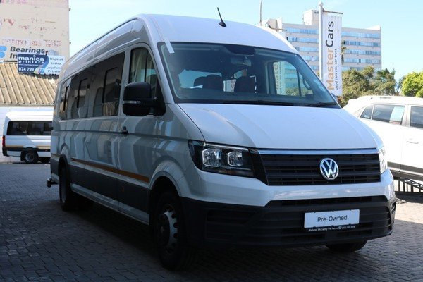2018 Volkswagen Crafter 50 2.0TDi 103KW XLWB FC PV Western Cape Parow_0