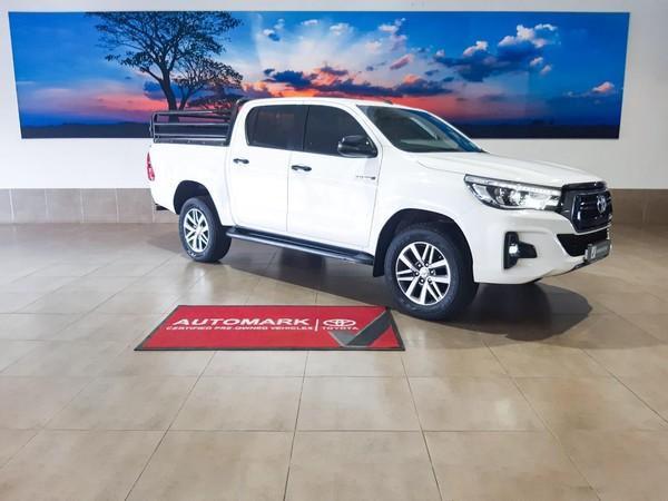 2018 Toyota Hilux 2.8 GD-6 Raider 4X4 Double Cab Bakkie Auto Limpopo Naboomspruit_0