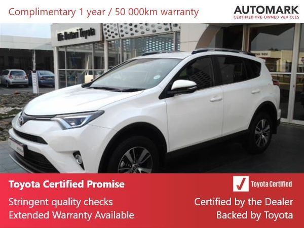 2019 Toyota RAV4 2.0 GX Auto Gauteng Nigel_0