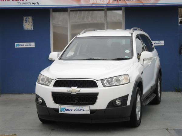 2011 Chevrolet Captiva 2.4 Lt At  Eastern Cape Port Elizabeth_0
