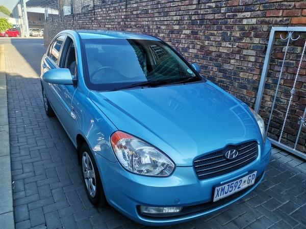 2008 Hyundai Accent 1.6 Gls  Gauteng Pretoria_0