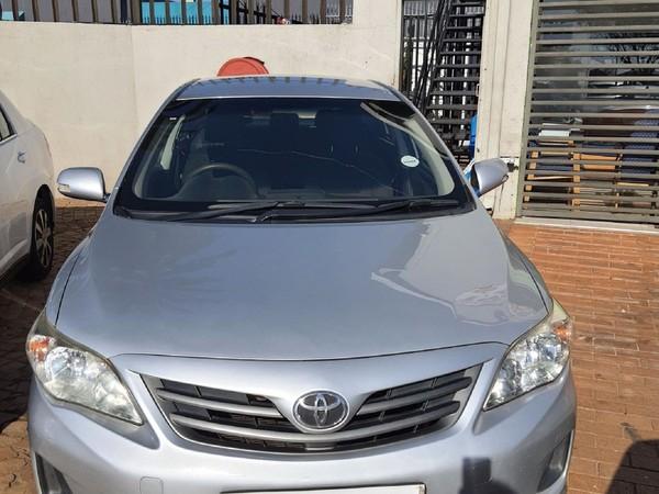 2013 Toyota Corolla 1.3 Advanced  Gauteng Lenasia_0