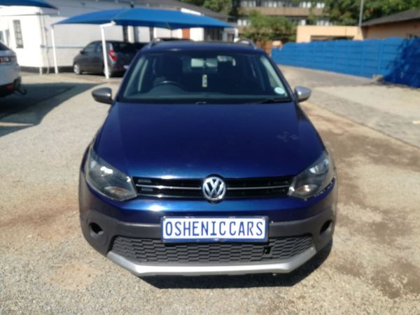 2013 Volkswagen Polo 1.6 Cross 5dr  Gauteng Kempton Park_0