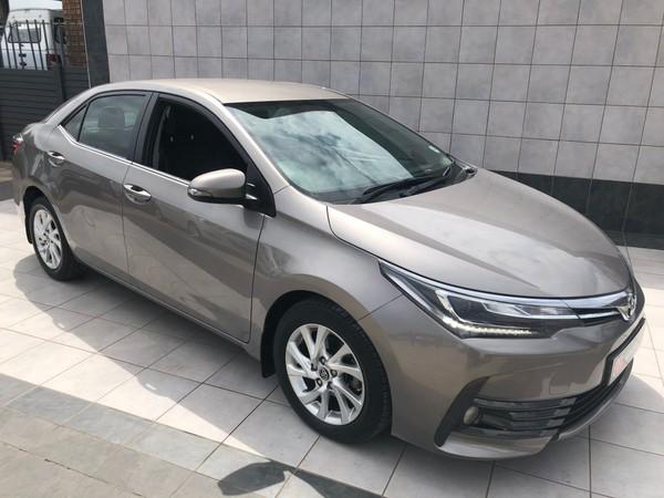 2017 Toyota Corolla 1.8 Exclusive Kwazulu Natal Empangeni_0