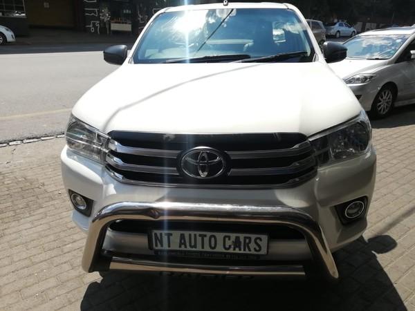 2019 Toyota Hilux 2.4 GD-6 SR Single Cab Bakkie Gauteng Johannesburg_0