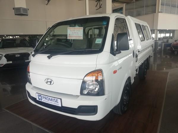 2018 Hyundai H100 Bakkie 2.6d Fc Ds  North West Province Rustenburg_0