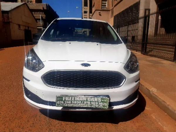 2018 Ford Figo 1.5Ti VCT Trend 5-dr Gauteng Johannesburg_0