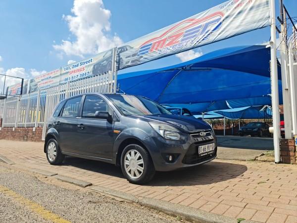2012 Ford Figo 1.4 Ambiente  Gauteng Kempton Park_0