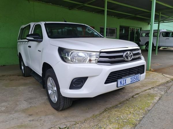 2016 Toyota Hilux 2.4 GD-6 RB SRX Single Cab Bakkie Gauteng_0