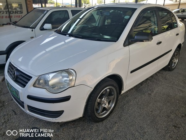 2006 Volkswagen Polo 1.6 Comfortline  North West Province Klerksdorp_0