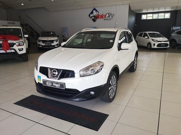 2010 Nissan Qashqai 1.6 Acenta  Gauteng Nigel_0