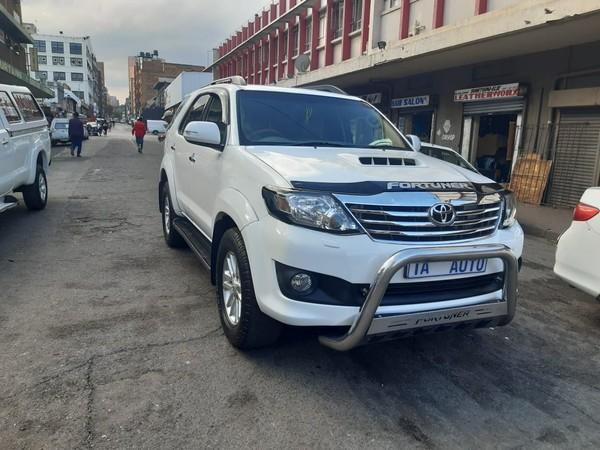 2011 Toyota Fortuner 3.0 D-4D Heritage Raised Body Gauteng Johannesburg_0