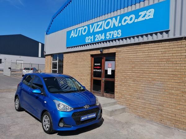 2017 Hyundai Grand i10 1.0 Motion Western Cape Brackenfell_0