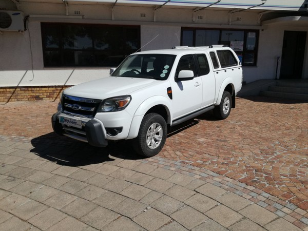 2011 Ford Ranger 3.0tdci Xlt Hi-trail Pu Supcab  Western Cape Bellville_0