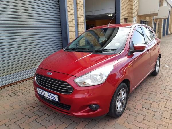 2018 Ford Figo 1.5 Trend 5-Door Gauteng Germiston_0