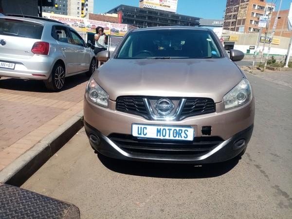 2013 Nissan Qashqai 1.6 Acenta  Gauteng Johannesburg_0