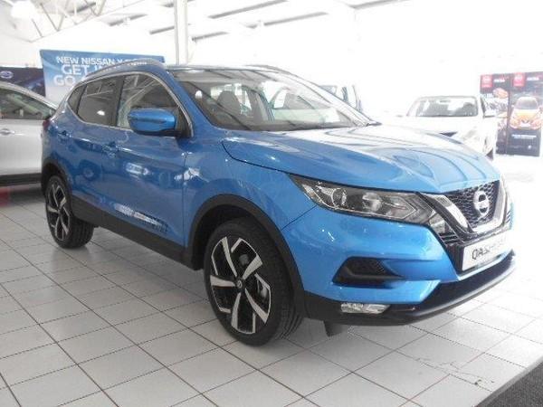 2021 Nissan Qashqai 1.5 dCi Acenta plus Western Cape Cape Town_0