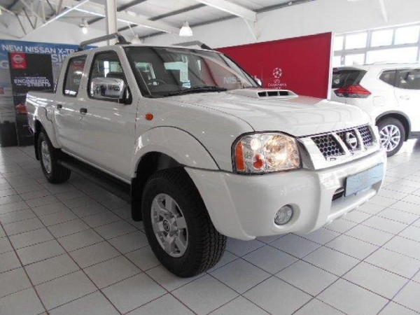 2021 Nissan NP300 2.5 TDi 4x4 Double-Cab Western Cape Cape Town_0