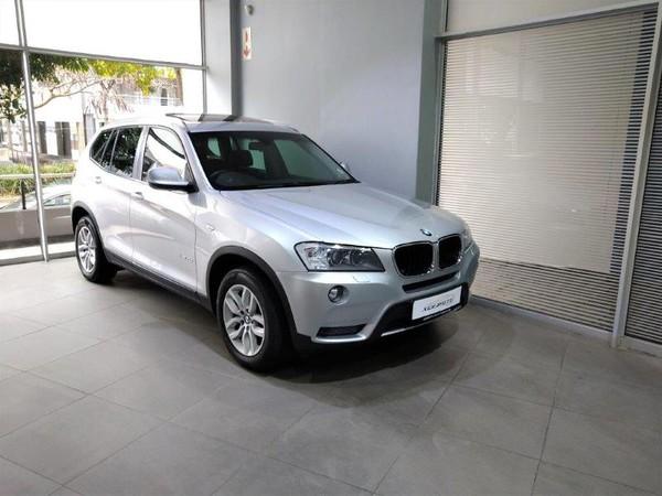 2014 BMW X3 xDRIVE20d Exclusive Auto Kwazulu Natal Durban_0