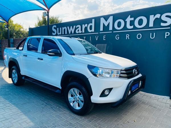 2017 Toyota Hilux 2.7 VVTi RB SRX Double Cab Bakkie Gauteng Pretoria_0