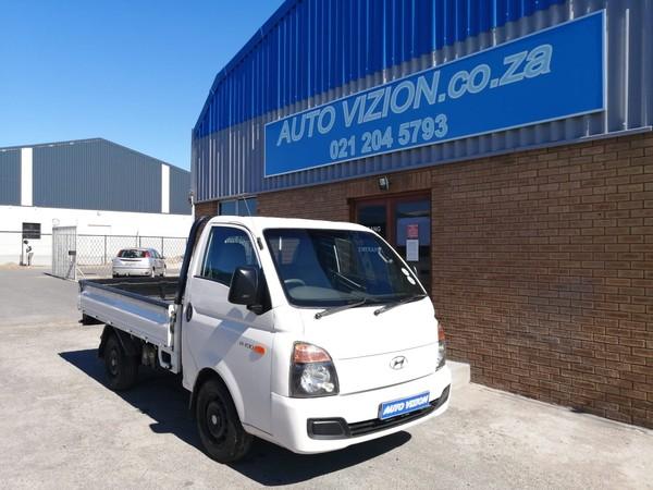 2012 Hyundai H100 Bakkie 2.6d Fc Ds  Western Cape Brackenfell_0