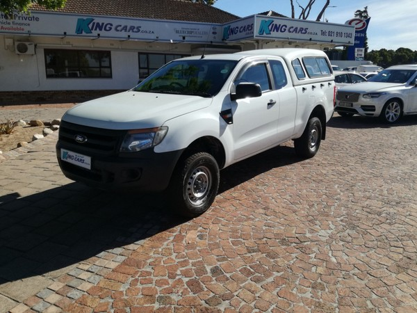 2015 Ford Ranger 2.2 TDCi XL SuperCab Western Cape Bellville_0