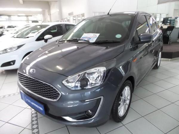 2019 Ford Figo 1.5Ti VCT Titanium 5DR Free State Bloemfontein_0
