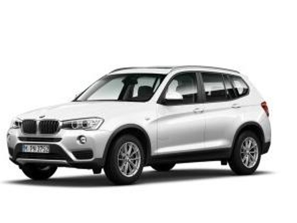 2015 BMW X3 Xdrive20d At  Western Cape Cape Town_0