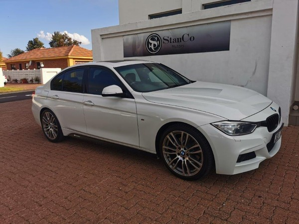 2015 BMW 3 Series 328i M Sport Line At  f30  Mpumalanga Trichardt_0