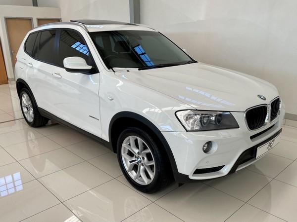 2014 BMW X3 xDrive20d Auto Kwazulu Natal Newcastle_0