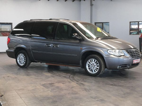 2006 Chrysler Voyager 3.3 Se At  Gauteng Vereeniging_0