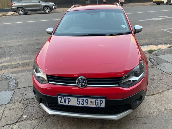 2010 Volkswagen Polo Cross 1.6  Gauteng Pretoria_0
