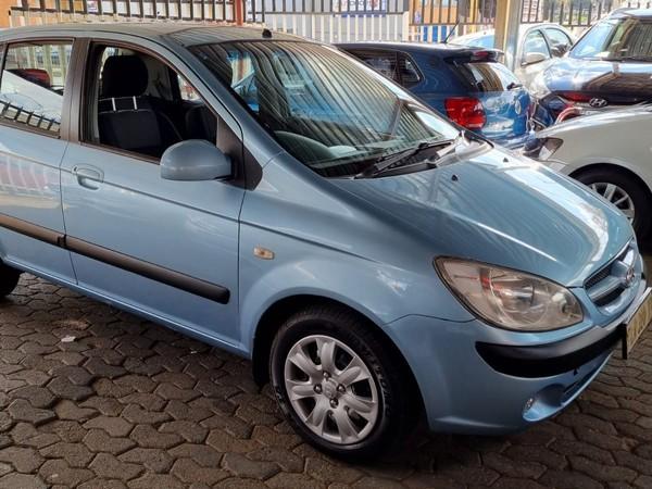 2008 Hyundai Getz 1.6 Hs  Gauteng Jeppestown_0