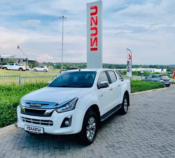2021 Isuzu D-MAX 300 LX Double Cab Bakkie Gauteng Sandton_0