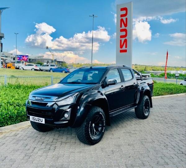 2021 Isuzu D-MAX Arctic 4X4 Auto Double Cab Bakkie Gauteng Sandton_0