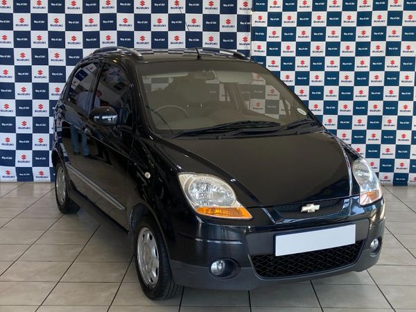 2012 Chevrolet Spark Lite Ls 5dr  Gauteng Alberton_0