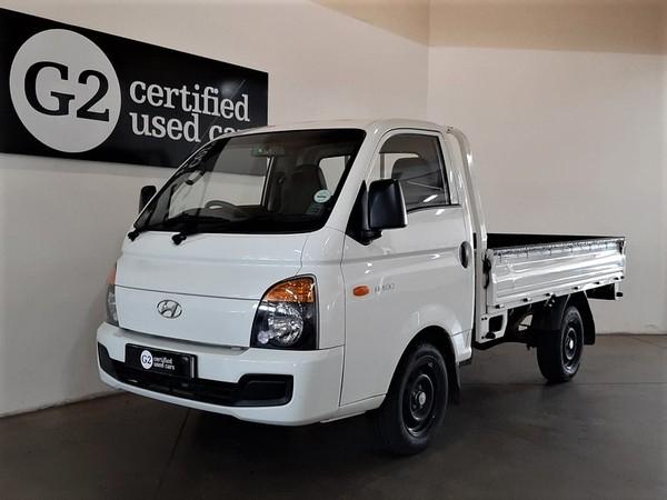 2019 Hyundai H100 Bakkie 2.6d Ac Fc Ds  Gauteng Roodepoort_0