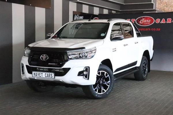 2019 Toyota Hilux 2.8 GD-6 RB Raider Double Cab Bakkie Mpumalanga Delmas_0