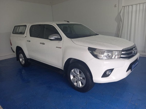 2016 Toyota Hilux 2.8 GD-6 Raider 4x4 Double Cab Bakkie Western Cape Cape Town_0