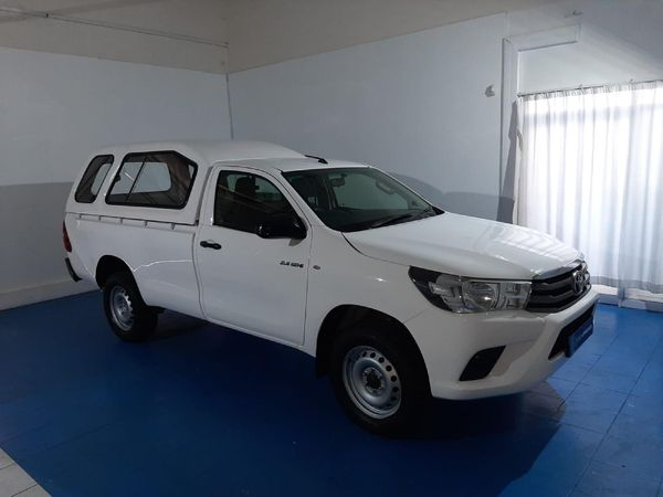 2016 Toyota Hilux 2.4 GD-6 SRX 4X4 Single Cab Bakkie Western Cape Cape Town_0