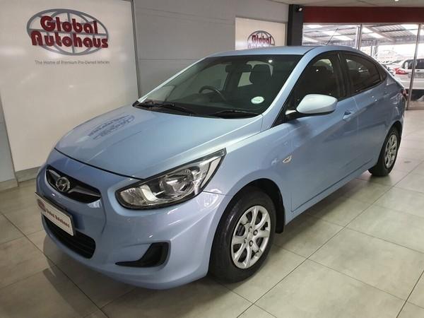 2012 Hyundai Accent 1.6 Gl  Gauteng Roodepoort_0