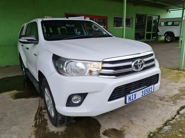 2016 Toyota Hilux 2.8 GD-6 Raider 4x4 Double Cab Bakkie Gauteng_0