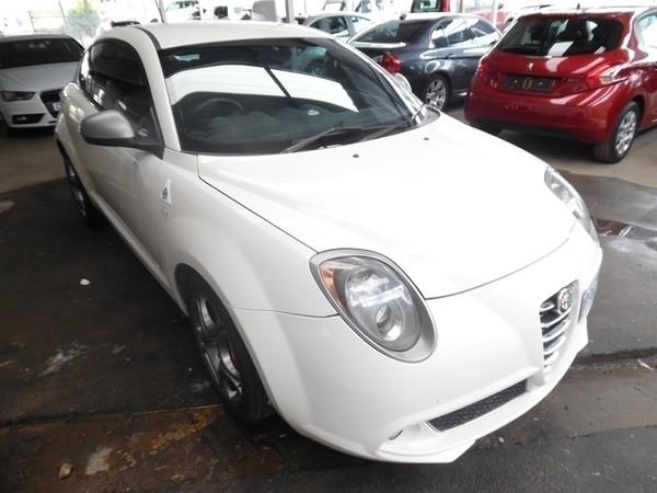 2011 Alfa Romeo Mito 1.4t Multiair Qv  Gauteng Johannesburg_0