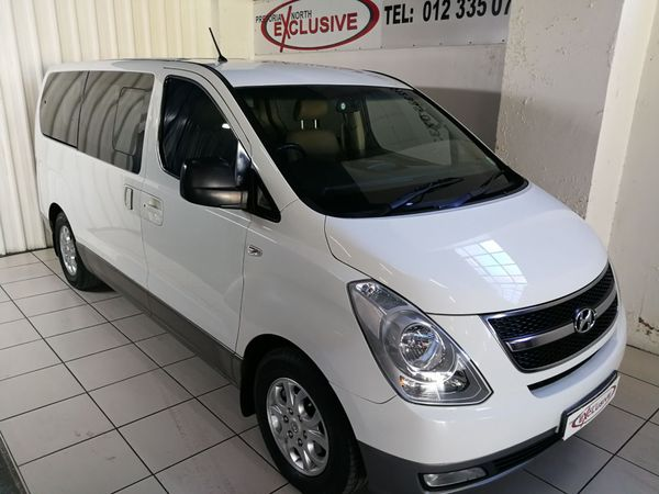 2011 Hyundai H-1 2.5 Crdi Wagon At  Gauteng Pretoria_0