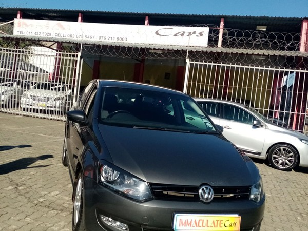 2013 Volkswagen Polo 1.6 TDI Comfortline 5-dr Gauteng Benoni_0