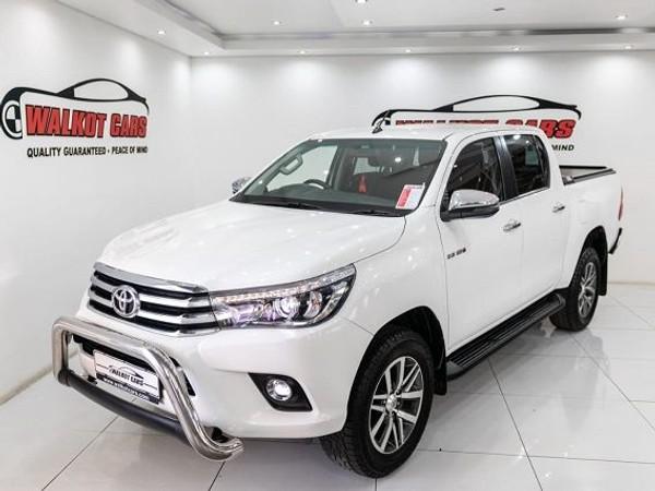 2018 Toyota Hilux 2.8 GD-6 RB Raider Double Cab Bakkie Kwazulu Natal Newcastle_0