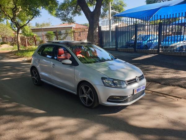 2014 Volkswagen Polo 1.2 TSI Highline DSG 81KW Gauteng Pretoria West_0